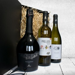 Italian Organic White Wine Hamper