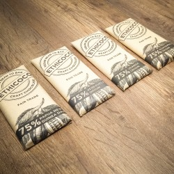 Single Origin Dark Chocolate Bars Set