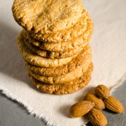 Paleo Vegan Lemon Biscuits