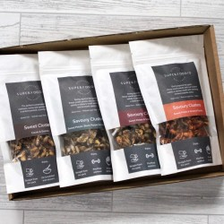 Sweet & Savoury Clusters - Sharing Bags
