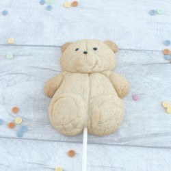 Bear Cookie Lollies