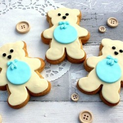 Baby Shower/ New Baby Cookie Gift/ Favours