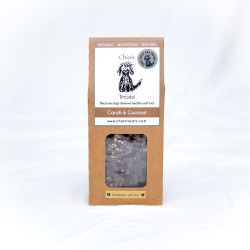 Organic Healthy Dog Treats - Carob & Coconut