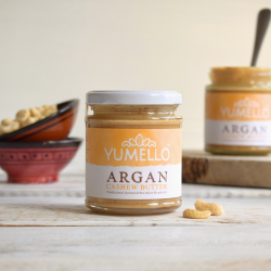 Cashew & Argan Nut Butter - 2 pack
