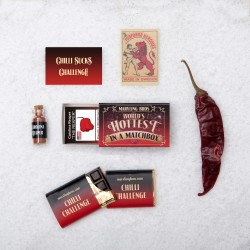 World's Hottest in a Matchbox Gift