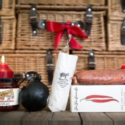 The Some Like It Hot Box - Chilli, Cheese & Charcuterie
