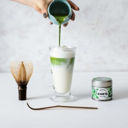 Everday matcha pot