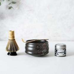 Premium Traditional Organic Matcha Tea Gift Set