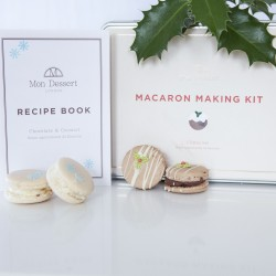 The Festive Macaron Making Kit Bundle