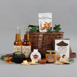 Cider And Cheese Gift Hamper