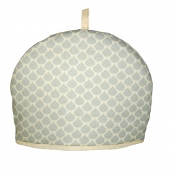 Grey Spot Tea Cosy