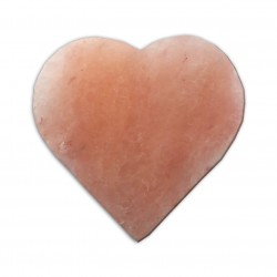 Himalayan Salt Block Heart Shaped