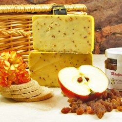 Meldon Cheese Box with tasting notes