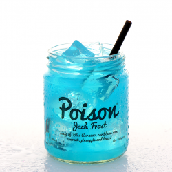 Single Jack Frost Cocktail Gift Box