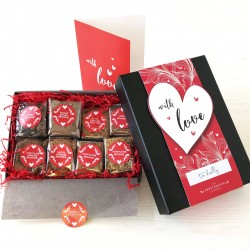 'Love Bites' Brownie Gift Box