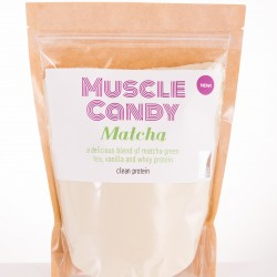 Matcha Green Tea Clean Whey Protein