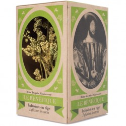 Le Benefique Herbal Tea - Organic Meadowsweet 10 stems