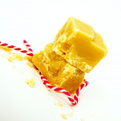 Vegan/Dairy Free Salt Caramel Fudge