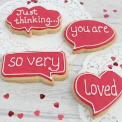 You Are So Loved Cookie Gift Set