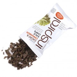 Raw Kale Chips - Cacao & Cinnamon (Multipack)