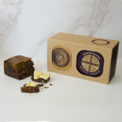 Cheese & Fruit Cake Combo Gift Set