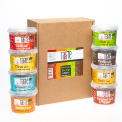 Essential Flavoured Salt Collection Gift Box