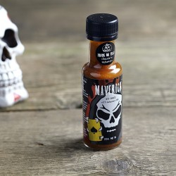 Maverick Habanero Chilli Sauce - 3 pack