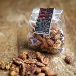 Sweet & Spicy Mixed Nuts Snack Bag