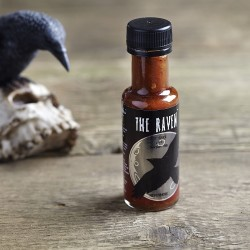 The Raven Chipotle & Scorpion Chilli Sauce - 3 pack