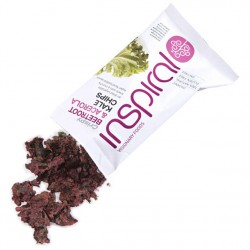 Raw Kale Chips - Beetroot & Acerola (Multipack)