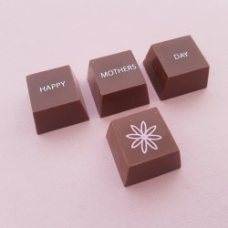 """Happy Mother's Day"" Chocolate Message Box"