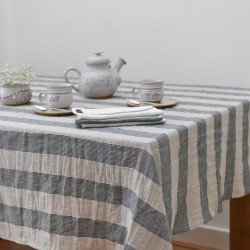 Washed Linen Tablecloth Kotryna