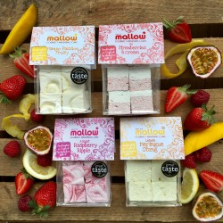 The Fruity Gourmet Marshmallow Collection