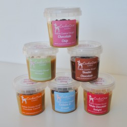 Mother's Day Cookie Dough Variety Pack (6 Single Serving Pots)