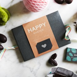 Happy Easter Organic Chocolate Gift Box