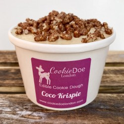 Coco Krispie Edible Cookie Dough Tub