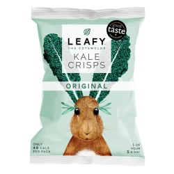 Kale Crisps - Original (12 Packs)