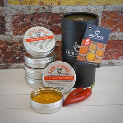 Street Food Rub Collection (5 Tin Gift)