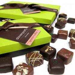 Bespoke Order for Artisanal Ganache Truffles Collection Boxes