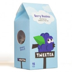 Berry Boubou - Mixed Berries Children's Fruit Tea (4 Pack)