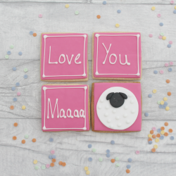 Love You Maaa Cookie Gift Set