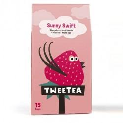 Sunny Swift - Strawberry & Vanilla Children's Fruit Tea (4 Pack)