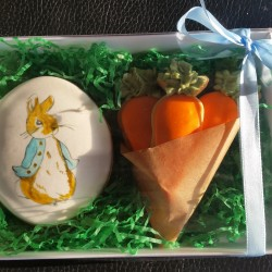 Peter Rabbit Easter Cookie Gift Set