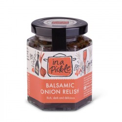 Balsamic Onion Relish - 3 pack