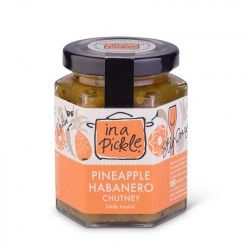 Pineapple Habanero Chutney - 3 pack
