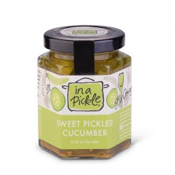 Sweet Pickled Cucumber - 3 Jars