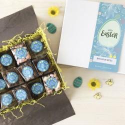 Easter Indulgent Brownie Box (Vegan)