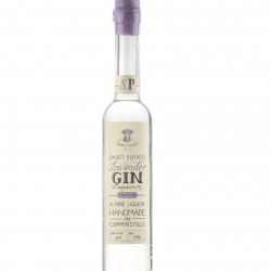 Sweet Potato Lavender Gin