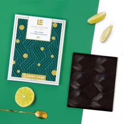 Gin and Tonic Chocolate Bar Box (3 bars)