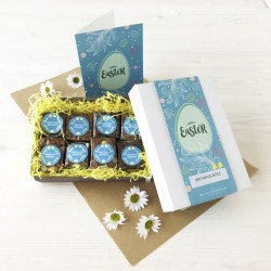 Easter gifts uk yumbles luxury easter brownie box negle Images